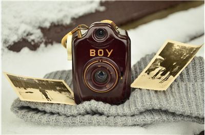 Picture Of Camera Old Antique Photography