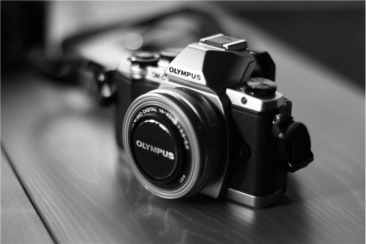 Picture Of Digital Camera Olympus