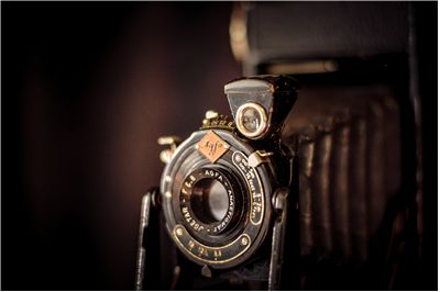 Picture Of Old Agfa Billy Camera