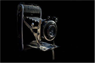 Picture Of Old Photography Camera
